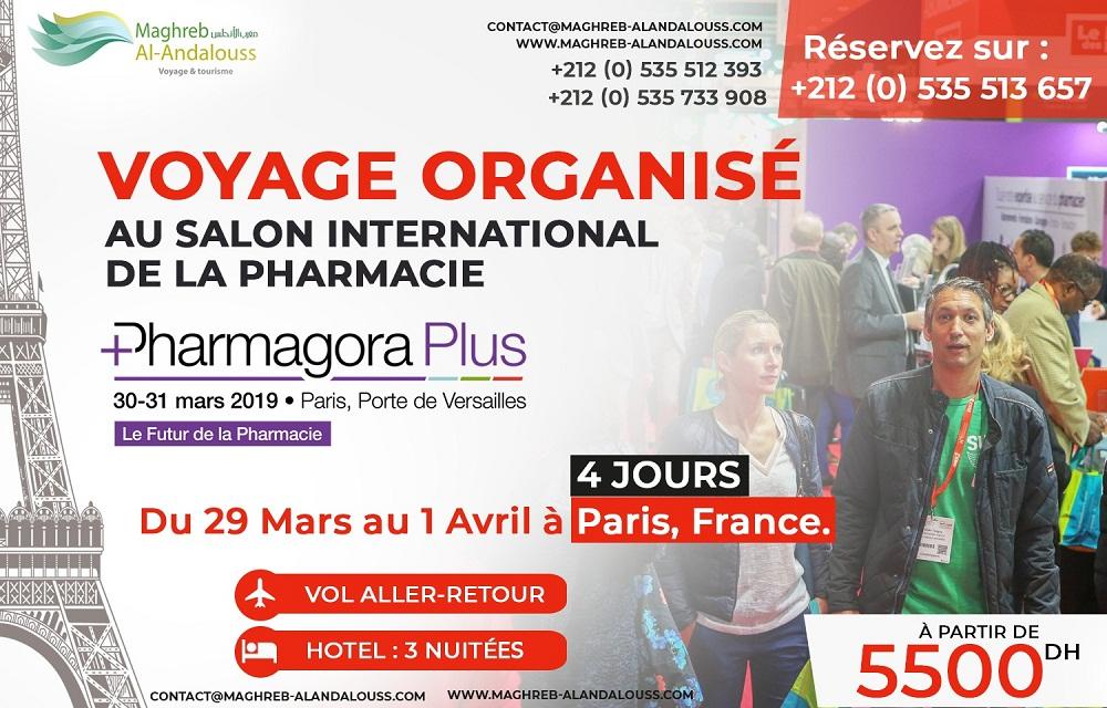 PHARMAGORA PLUS - SALON INTERNATIONAL DE LA PHARMACIE